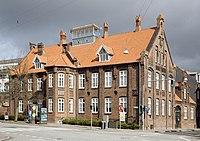 Fredensgade 36 – facaden mod Sønder Alle, Aarhus, Denmark.jpg