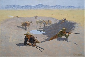 the eastern establishment and the western experience the west of frederic remington theodore roosevelt and owen wister