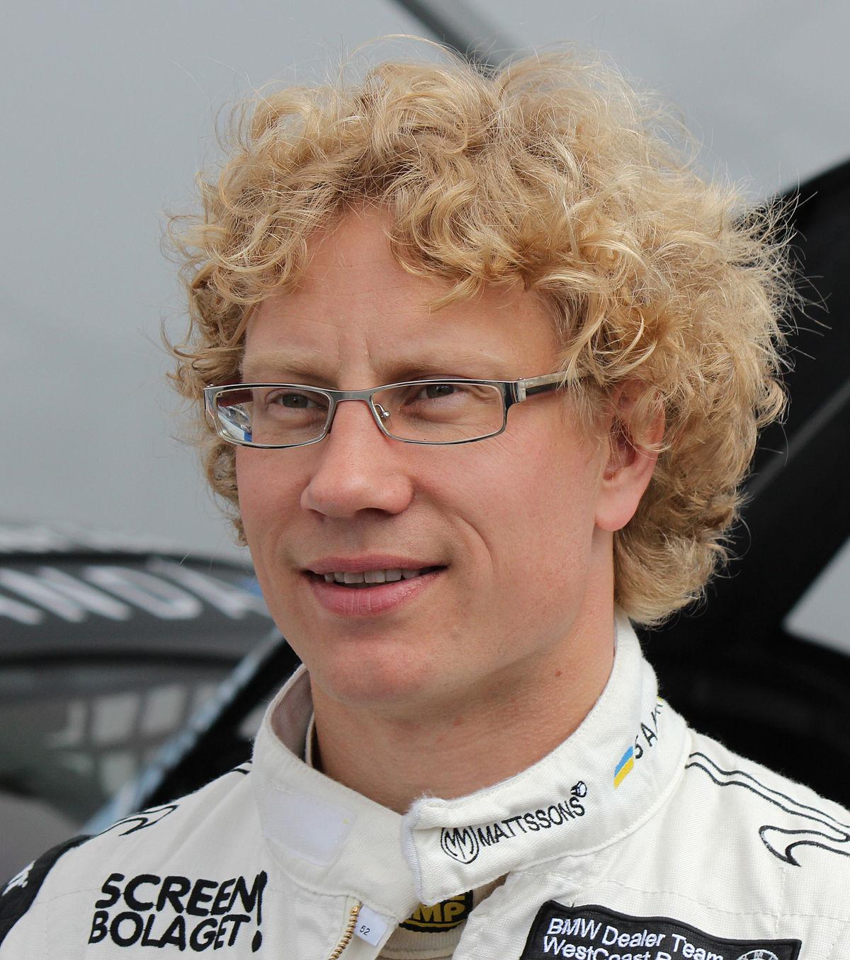 Fredrik Larsson Racing Driver Wikipedia