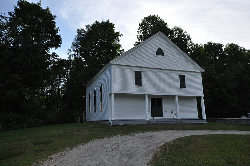 File:Free Baptist Church, (Penley Corner Church), Auburn, Maine.jpg