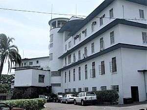 State House (Sierra Leone) - Image: Freetown 06 10 (13)