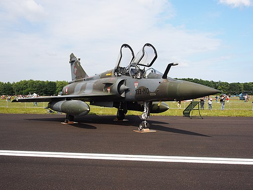 French Air Force Dassault Mirage 2000D 613 133-MO (cn 410), pic1