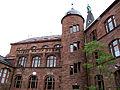 Friedrich-Gymnasium Freiburg (im Breisgau) Rückseite (Südseite) mit Turm.jpg