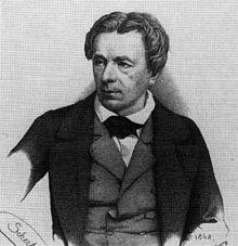 Friedrich Römer 1848 (Quelle: Wikimedia)