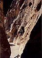Frijoles Canyon, Bandelier National Monument, 18 March 1996 - 09.jpg
