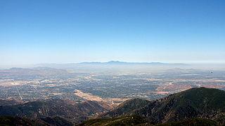 San Bernardino Valley valley in California, United States of America