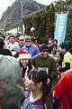 From half marathons to full addiction, building the desire to run 131208-M-YE622-052.jpg