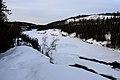 Frozen Cameron River - Yellowknife, Canada (5325140403).jpg