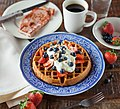 Fruit waffles and coffee (Unsplash).jpg