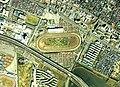 Funabashi Racecourse Aerial photograph.1989.jpg