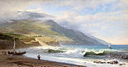 Fyodor Vasilyev Mountains and sea.jpg