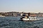 Güler IV ferry on the Bosphorus in Istanbul, Turkey 001.jpg