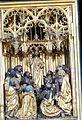 Güstrow Marienkirche - Hochaltar Passionszyklus 13 Himmelfahrt.jpg
