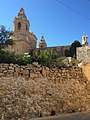 Għaxaq Parish Church exterior 01.jpg