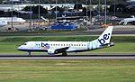 G-FBJF Embraer 175 Flybe BHX 29-09-16 (31504280341).jpg
