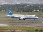 GBevan XiamenAir 787 B-2732 at TPE (22163025430).jpg