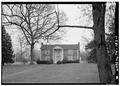 GENERAL VIEW, FROM WEST - Davies Manor, 9336 Davies Plantation Road, Memphis, Shelby County, TN HABS TENN,79-MEMPH.V,1-1.tif