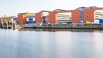 GEOMAR Helmholtz Centre for Ocean Research Kiel - GEOMAR Helmholtz-Zentrum für Ozeanforschung Kiel Ostufer