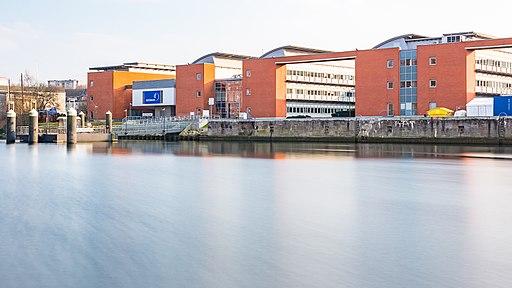 GEOMAR Helmholtz-Zentrum für Ozeanforschung Kiel Ostufer