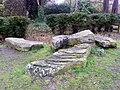 GOC Leagrave to Harpenden 026 River Lea stones (8553324771).jpg