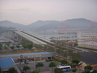 Autonomous District in Yeongnam, South Korea