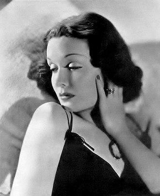 Gail Patrick - 1939 studio publicity photograph