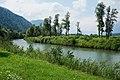 Gailfluss Europaschutzgebiet Görtschachr Moos - Obermoos, Bezirk Hermagor, Kärnten.jpg