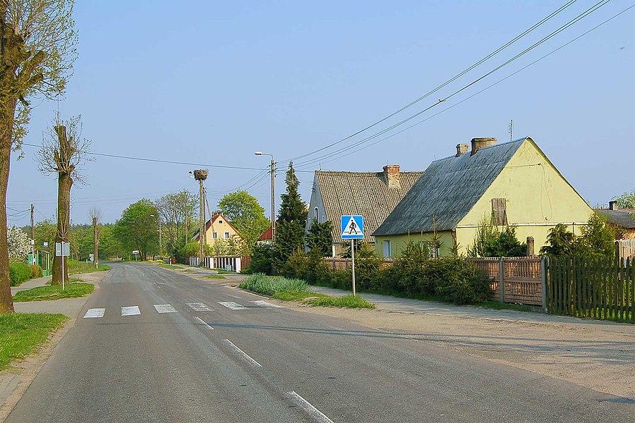 Gajec, Poland