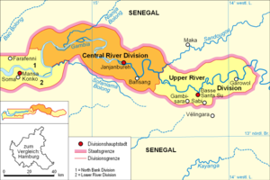Division Central River