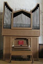 Fil:Gammelgarns kyrka organ.jpg