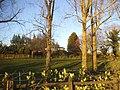 Garden by Harrogate Road, Spofforth (geograph 5752902).jpg