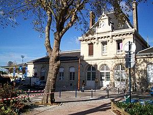Pantin Station - Image: Gare Pantin