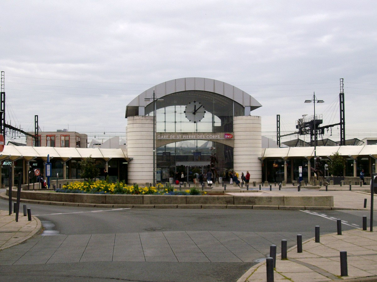 Gare de saint pierre des corps wikipedia - Boulanger saint pierre des corps ...
