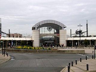 Saint-Pierre-des-Corps station
