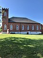 Gaston Chapel AME Church, Morganton, NC (49021032668).jpg