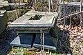 Gatehouse stones 08 - Woodland Cemetery.jpg