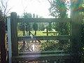 Gates in Gorse Green Lane - geograph.org.uk - 388335.jpg