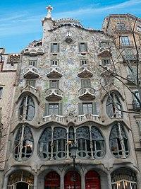 Casa Batlló Wikipedia La Enciclopedia Libre