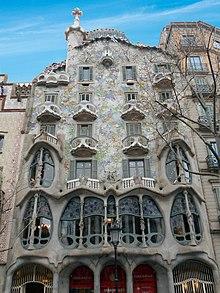 Arquitectura del modernismo wikipedia la enciclopedia libre for Casa moderna wiki