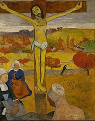 Le Christ jaune