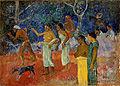 Gauguin Scène de la vie tahitienne.jpg