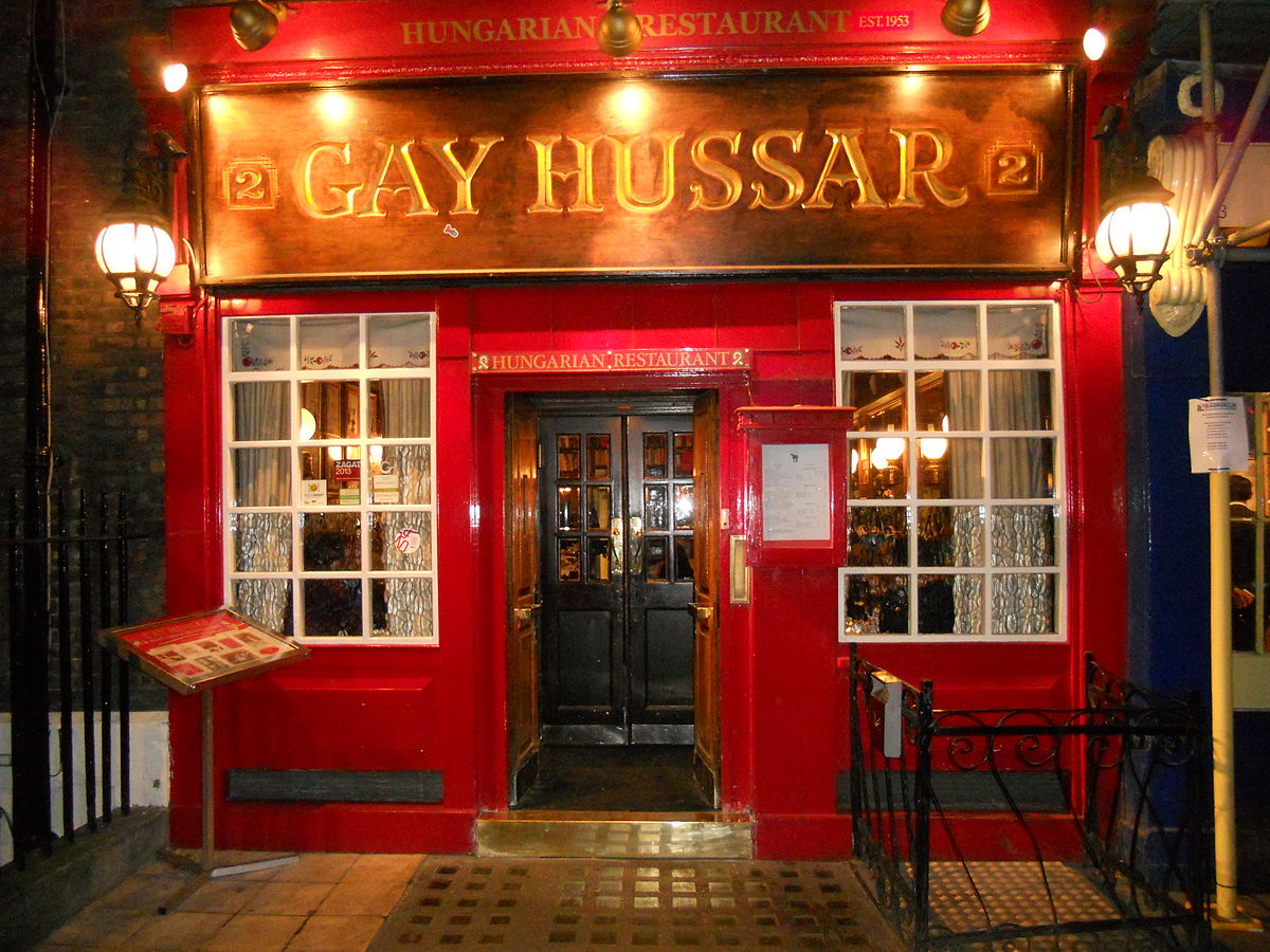 hussar website gay