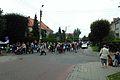 Gdańsk ulica Derdowskiego (Święto Oliwy Viva Oliva 2013).JPG