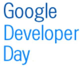 Google Developer Day - Google Developer Day logo