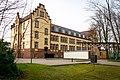 Gebäude der Abteilung TGM der Jade Hochschule Oldenburg, Rückansicht.jpg