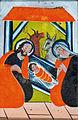Geburt Jesu Hinterglasbild Sandl 19Jh.jpg