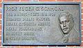 Gedenktafel Mariendorfer Damm 3 (Templ) Eugen G. Schmohl.JPG