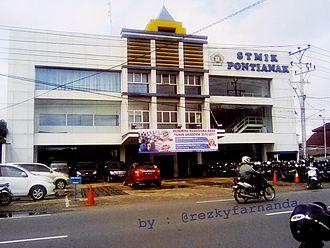 Pontianak, Indonesia - STMIK Pontianak
