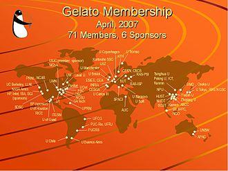 Gelato Federation - Gelato Federation membership