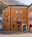 Gemeindehaus in Bissone, Tessin.jpg
